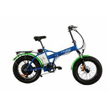 Электровелосипед Elbike Taiga 2 St Синий