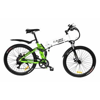 Электровелосипед Elbike Hummer VIP Зеленый