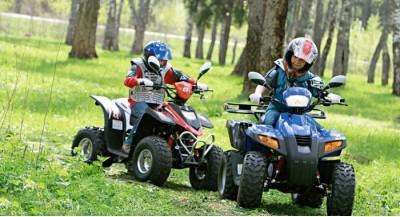 Как выбрать детский квадроцикл?