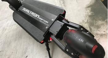 Обзор электросамоката Dualtron Raptor