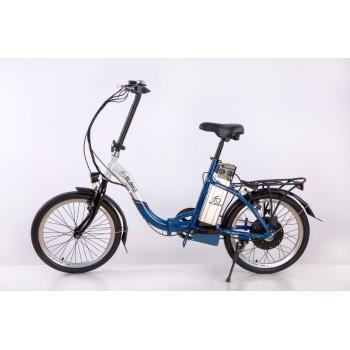 Электровелосипед ELBIKE GALANT VIP Синий