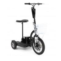 Электросамокат Easy Трицикл 350W Черный