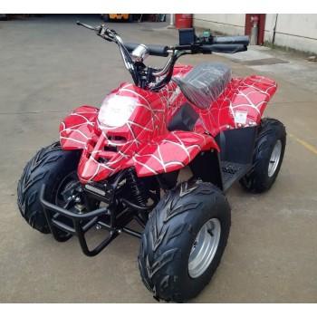 Квадроцикл GreenCamel Gobi K50 (36V 800W R7 Цепной привод) Красный паук