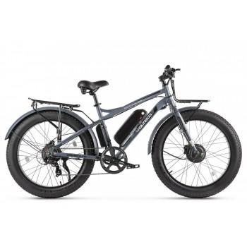 Электровелосипед VOLTECO BIGCAT DUAL NEW Серый