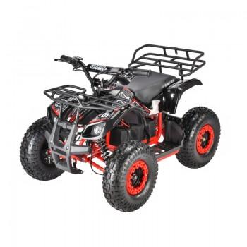 Квадроцикл WHITE SIBERIA WS-SNEG 1500w
